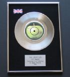 THE BEATLES - Get Back PLATINUM single presentation DISC